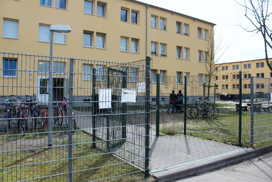 Flüchtlingslager in Dauer-Quarantäne
