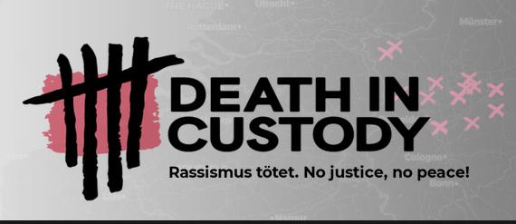 Mörderische Polizeigewalt in Deutschland